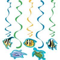 Parti Yıldızı - Okyanus Partisi 5 li Süs Dalgası