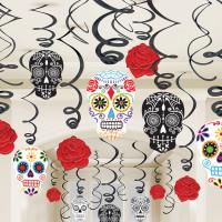 Parti Yıldızı - Ölüler Günü Süs Dalgaları 30 Adet