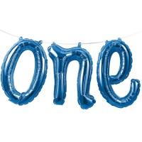 Parti Yıldızı - ONE Mavi Balondan Afiş