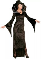 Parti Yıldızı - Örümcek Kadın Yetişkin Kostüm - M Beden