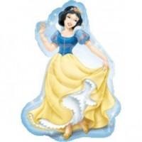 Parti Yıldızı - Pamuk Prenses Jumbo Folyo Balon
