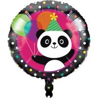 Parti Yıldızı - Panda Folyo Balon