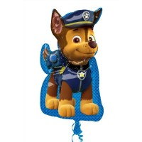 Parti Yıldızı - SShape Paw Patrol Açık Folyo Balon