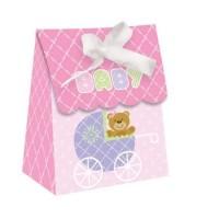 Parti Yıldızı - Pembe Bebek Ayıcık 12 li Kutu