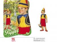 Parti Yıldızı - Pinokyo Kostümü