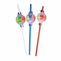 Parti Yıldızı - PJ Masks 6 lı Pipet