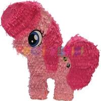 Parti Yıldızı - Pony Şekilli Pinyata Pembe Renk