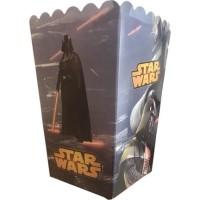 Parti Yıldızı - Popcorn Kutu Star Wars ( 10 Adet )