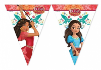 Parti Yıldızı - Prenses Elena Üçgen Banner