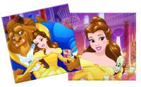 Parti Yıldızı - Prenses Güzel ve Çirkin Peçete