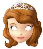 Parti Yıldızı - Prenses Sofia 6 lı Maske