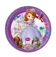 Parti Yıldızı - Prenses Sofia 8 li Tabak