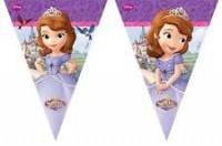 Parti Yıldızı - Prenses Sofia Bayrak Afiş