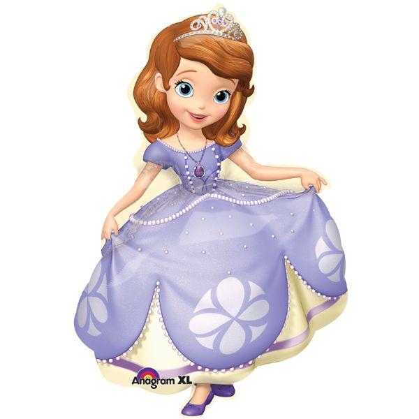 Jumbo Prenses Sofia Folyo Balon Prenses Sofia Partisi Parti Yildizi