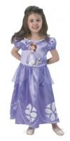 Parti Yıldızı - Prenses Sofia Kostümü Disney Lisanslı