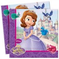 Parti Yıldızı - Prenses Sofia Deniz Kızı Peçete