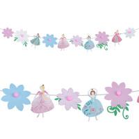 Parti Yıldızı - Prensesler Dev Garlent