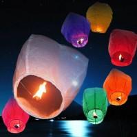 Parti Yıldızı - Renkli Dilek Feneri