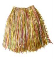 Parti Yıldızı - Renkli Hula / Havai Eteği 55 cm
