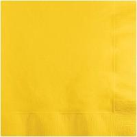 Parti Yıldızı - Sarı 20 li Peçete