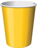 Parti Yıldızı - Sarı 8 li Bardak