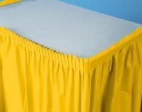Parti Yıldızı - Sarı Masa Eteği