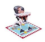 Parti Yıldızı - Sirk Zamanı 1 Yaş Mama Sandalyesi Dekor Kiti