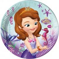Parti Yıldızı - Sofia Deniz Kızı Tabak