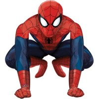Anagram - Spiderman Yürüyen Balon 91x91cm