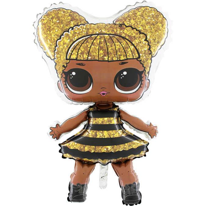 Sshape Lol Balon Queen Bee Folyo Balon 94cm