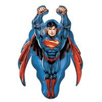 Parti Yıldızı - SShape Superman Balon 58x86cm
