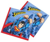 Parti Yıldızı - Superman 20 li Peçete