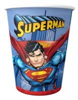 Parti Yıldızı - Superman 8 li Bardak