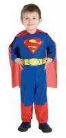 Parti Yıldızı - Superman Bebek Kostümü