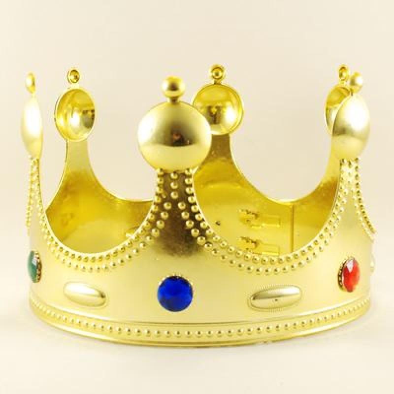 Tasli Kral Kralice Taci Kostum Aksesuarlari Parti Yildizi