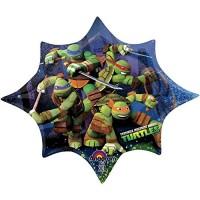 Parti Yıldızı - Teenage Mutant Ninja Turtels Folyo Balon