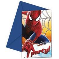 Parti Yıldızı - The Amazing Spiderman 2 Davetiye