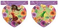 Parti Yıldızı - Tinkerbell Fairies Magic Bayrak Afiş