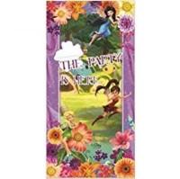 Parti Yıldızı - Tinkerbell Fairies Magic Kapı Afişi