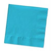 Parti Yıldızı - Turkuaz mavi 20 li Peçete