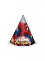 Parti Yıldızı - Ultimate Spiderman 6 lı Şapka