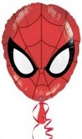 Parti Yıldızı - SShape Ultimate Spiderman Folyo Balon