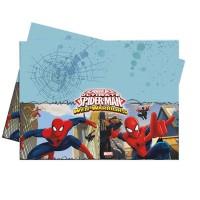 Parti Yıldızı - Ultimate Spiderman Masa Örtüsü