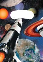 Parti Yıldızı - Uzay Partisi 8 li Hediye Poşeti