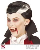 Parti Yıldızı - Vampir Peruğu Erkek Çocuk