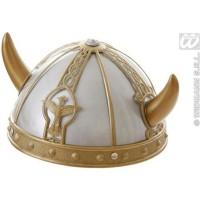 Parti Yıldızı - Viking Kaskı (Sert plastikten)