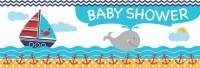 Parti Yıldızı - Yelken Partisi Dev Afiş