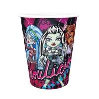 Parti Yıldızı - Yeni Monster High 8 li Bardak