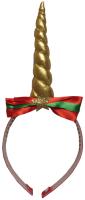Parti Yıldızı - Yılbaşı Temalı Unicorn Taç