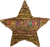 Parti Yıldızı - Yıldız Şekilli Pinyata